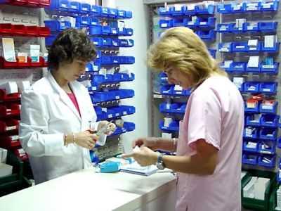 Bajar Manual en PDF de Auxiliar de Farmacia Auxiliar de Farmacia