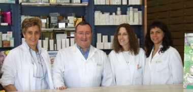 Profesores curso Auxiliar de Farmacia