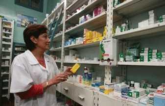 Talleres de Auxiliar de Farmacia en Mendoza Auxiliar de Farmacia